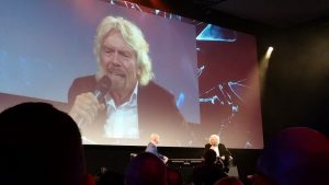 Richard Branson Dublin Ireland January 2018