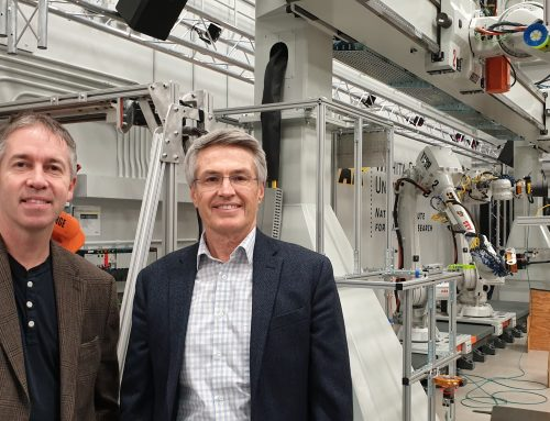 Keltia Visits  Innovation Centre with Dassault Systémes, Advanced Manufacturing facility Wichita State University, Kansas