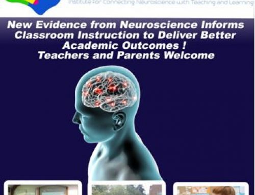 Keltia is Promoting Neural Education Online Saturday April 25th